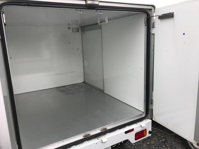 オートマ エアコン パワステ エアバック 三方開き 保冷車(14枚目)