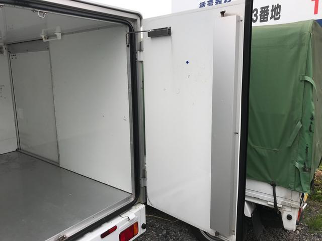 オートマ エアコン パワステ エアバック 三方開き 保冷車(15枚目)
