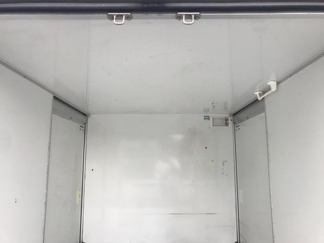 オートマ エアコン パワステ エアバック 三方開き 保冷車(17枚目)