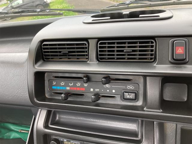 4WD 5MT 三方開き パワステ エアコン(19枚目)