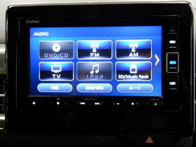 Lホンダセンシング 試乗車 禁煙車 メモリーナビフルセグTV バックカメラ ETC スマートキー プッシュスターター LEDヘッドライト 純正アルミ(12枚目)