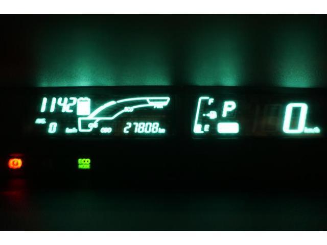 視認性の高いデジタル式速度メーターなので、夜間のドライブでも安心ですね☆