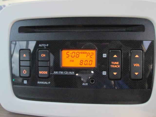 スズキセーフティサポート装着車 純正CDプレイヤー装着車(5枚目)