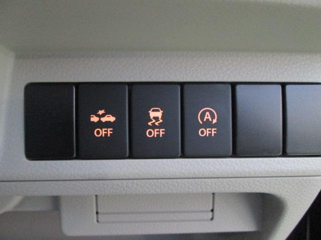 スズキセーフティサポート装着車 純正CDプレイヤー装着車(13枚目)