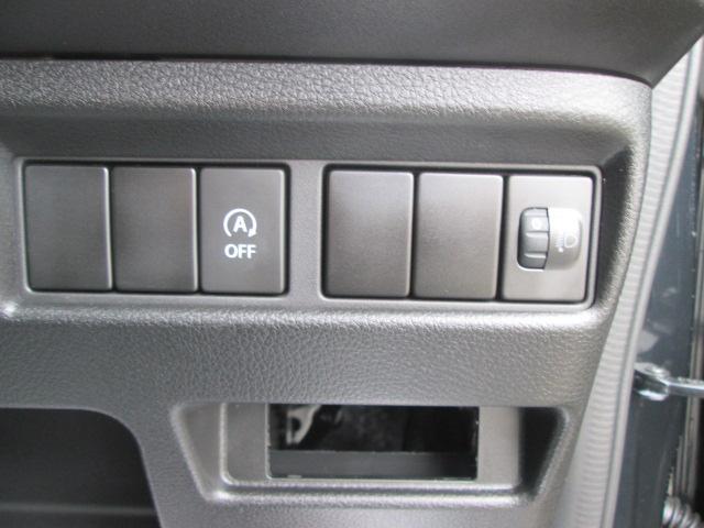 スズキセーフティサポート装着車 フロアマットジュータン装着車(8枚目)