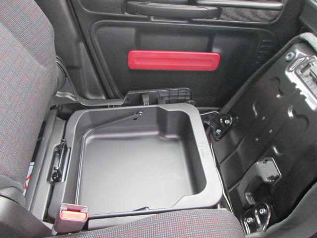 スズキセーフティサポート装着車 フロアマットジュータン装着車(17枚目)