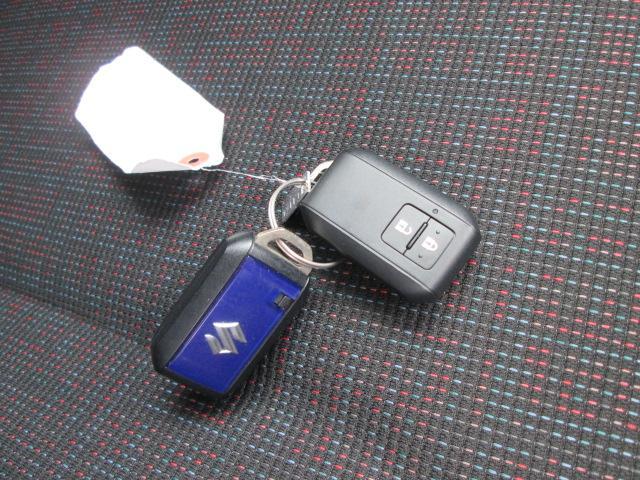 スズキセーフティサポート装着車 フロアマットジュータン装着車(22枚目)