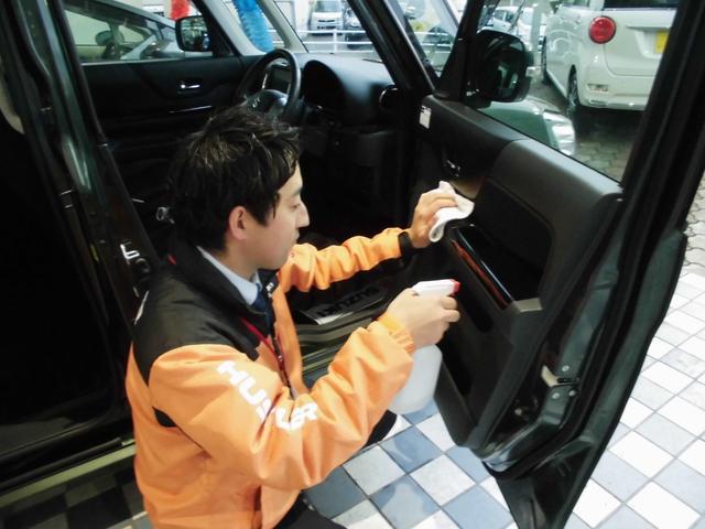 スズキセーフティサポート装着車 フロアマットジュータン装着車(50枚目)