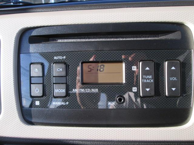 AGS(オートギアシフト)車 純正CDプレイヤー装着車(9枚目)