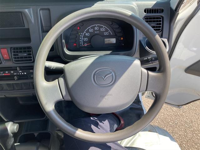 エアコン パワステ オートマ車 車検整備付き 2WD 三方開 軽トラック ホワイト(8枚目)