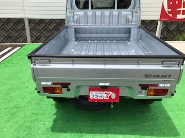 ジャンボSAIIIt 4WD 5MT LEDヘッドランプ LEDフォグランプ ABS SRSデュアルエアバック エアコン パワステ パワーウィンドウパワードアロック キーレスエントリー フロントウィンドウUVカットガラス(10枚目)