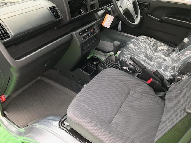 ジャンボSAIIIt 4WD 5MT LEDヘッドランプ LEDフォグランプ ABS SRSデュアルエアバック エアコン パワステ パワーウィンドウパワードアロック キーレスエントリー フロントウィンドウUVカットガラス(26枚目)