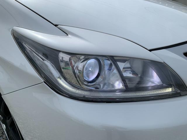 S エイムゲインエアロ・クスコ車高調・WORK19インチAW・純正SDナビ・バックカメラ・スマートキー・ビルトインETC・後期モデル・ブラックインテリア・HIDライト・ステリングスイッチ・オートドアミラー(14枚目)