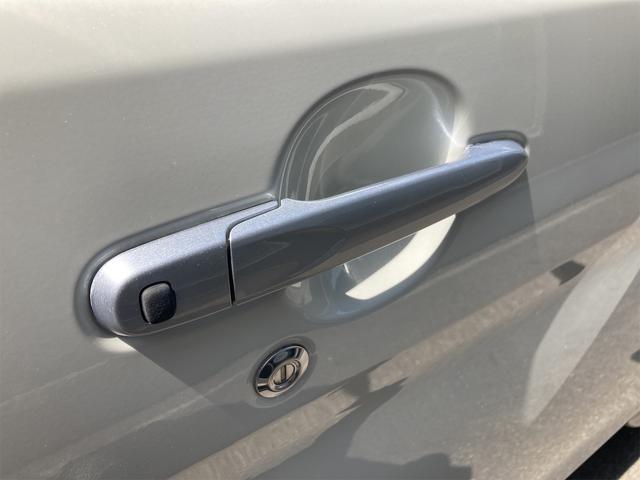 Xターボ タイヤ4本新品 メモリーナビ地デジ 片側電動スライドドア スマートキー プッシュスターター ベンチシート ETC アイドリングストップ 14インチアルミ(10枚目)