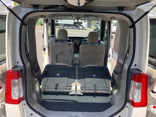Xターボ タイヤ4本新品 メモリーナビ地デジ 片側電動スライドドア スマートキー プッシュスターター ベンチシート ETC アイドリングストップ 14インチアルミ(34枚目)