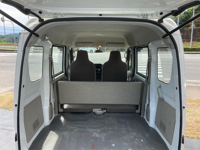 PA ハイルーフ 5AGS車 エアコン パワステ ETC 集中ドアロック Wエアバック 両側スライドドア 走行43243km(23枚目)