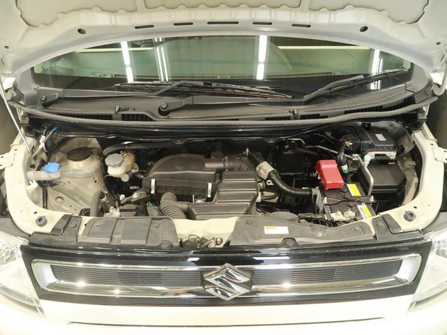 ハイブリッドFX 純正CDオーディオ シートヒーター 禁煙車 アイドリングストップ オートエアコン 電動格納ミラー キーレスエントリー 盗難防止システム 横滑り防止装置(14枚目)