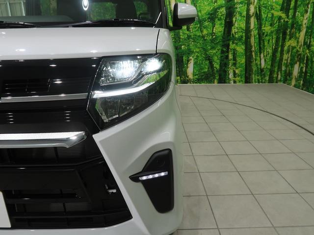 カスタムRS 届出済未使用車 ターボ 両側電動スライド 衝突軽減 クリアランスソナー オートハイビーム LEDヘッドライト 純正15インチアルミ 合皮コンビシート スマートキー アイドリングストップ(14枚目)