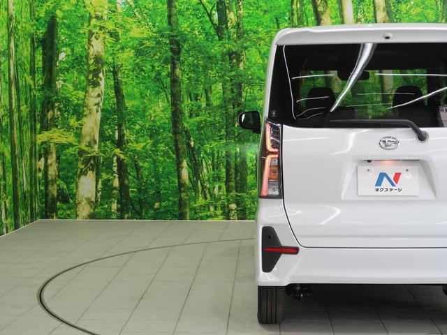 カスタムRS 届出済未使用車 ターボ 両側電動スライド 衝突軽減 クリアランスソナー オートハイビーム LEDヘッドライト 純正15インチアルミ 合皮コンビシート スマートキー アイドリングストップ(28枚目)