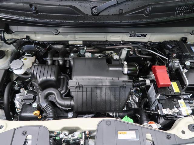 ハイブリッドG 届出済未使用車 セーフティサポート/デュアルカメラブレーキサポート 前後誤発進抑制機能 パーキングセンサー HUD ハイビームアシスト シートヒーター スマートキー オートエアコン(21枚目)
