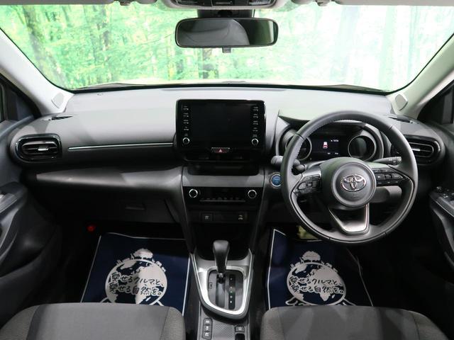ハイブリッドG 登録済未使用車 8型ディスプレイオーディオ パノラミックビューモニター フルLEDヘッドライト ブラックルーフ 衝突軽減/レーダークルーズ 純正16AW スマートキー(2枚目)