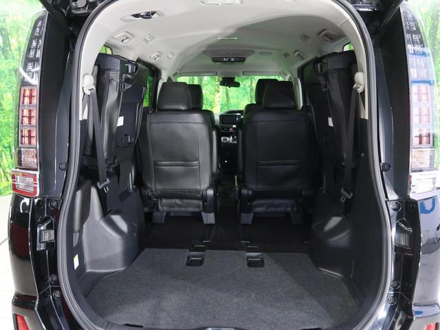 ZS SDナビ フリップダウンモニター バックカメラ 両側電動ドア 衝突軽減/オートハイビーム LEDヘッド/オートライト 左右独立オートエアコン スマートキー 純正16AW ブラックシートカバー ETC(24枚目)
