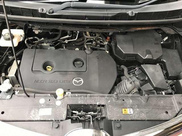 2.0エンジンです
