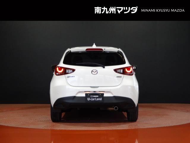 「マツダ」「デミオ」「コンパクトカー」「宮崎県」の中古車9