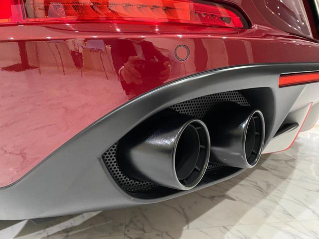 F1 DCT 特注カラーROSSO CALIFORNIA カーボンファイバーステアリング+LED フロントカメラ リアカメラ ROSSOブレーキキャリパー DAYTONA STYLEシート 20インチ鍛造ホイール(11枚目)