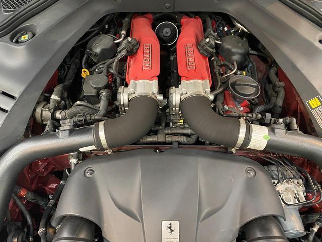 F1 DCT 特注カラーROSSO CALIFORNIA カーボンファイバーステアリング+LED フロントカメラ リアカメラ ROSSOブレーキキャリパー DAYTONA STYLEシート 20インチ鍛造ホイール(39枚目)