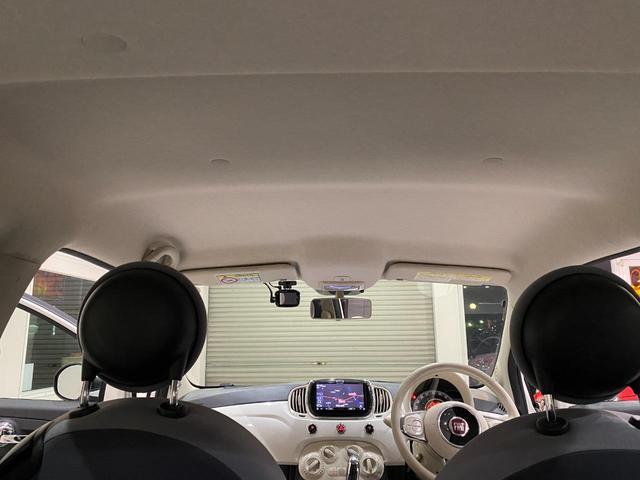 1.2 ポップ カロッツェリアナビ フルセグTV バックカメラ Bluetoothオーディオ 前後ドライブレコーダー ETC アイドリングストップ(28枚目)
