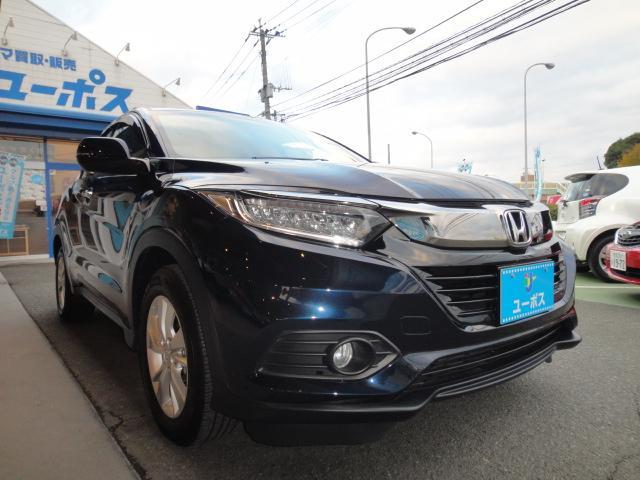 「ホンダ」「ヴェゼル」「SUV・クロカン」「熊本県」の中古車6