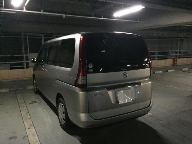 日産 セレナ 20S ETC 純正ナビ バックカメラ