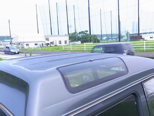 スズキ ジムニー パノラミックルーフ  5速ミッション