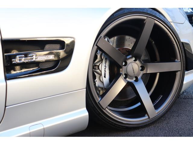 メルセデス・ベンツ M・ベンツ SL63パフォーマンスver カーボン VOSSEN20AW