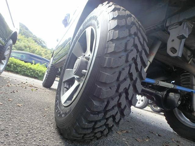 スズキ ジムニー クロスアドベンチャー 4WD ターボ MT5速 3inUP