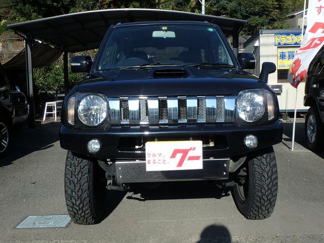 スズキ ジムニー ワイルドウインド 4WD ターボ 2inリフトUP
