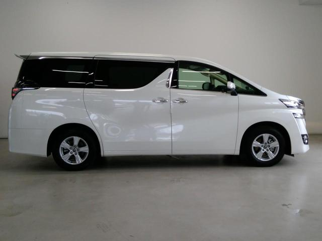 トヨタ ヴェルファイア 2.5X 登録済み未使用車 両側電動ドア クリアランスソナー