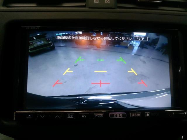 トヨタ ヴァンガード 240S 社外SDナビ フルセグ バックカメラ