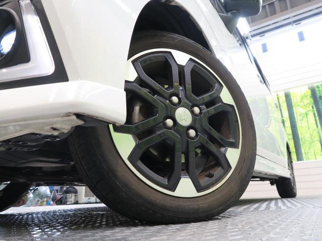 カスタム RS ハイパーSA 自社買取車両 社外SDナビ(14枚目)