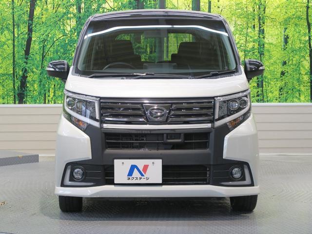 カスタム RS ハイパーSA 自社買取車両 社外SDナビ(15枚目)