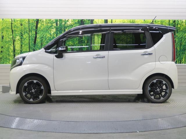 カスタム RS ハイパーSA 自社買取車両 社外SDナビ(17枚目)