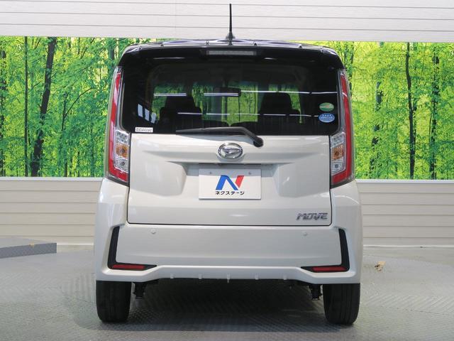カスタム RS ハイパーSA 自社買取車両 社外SDナビ(18枚目)