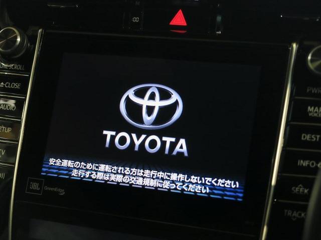 トヨタ ハリアー プレミアム アドバンスドパッケージ メーカーナビ フルセグ