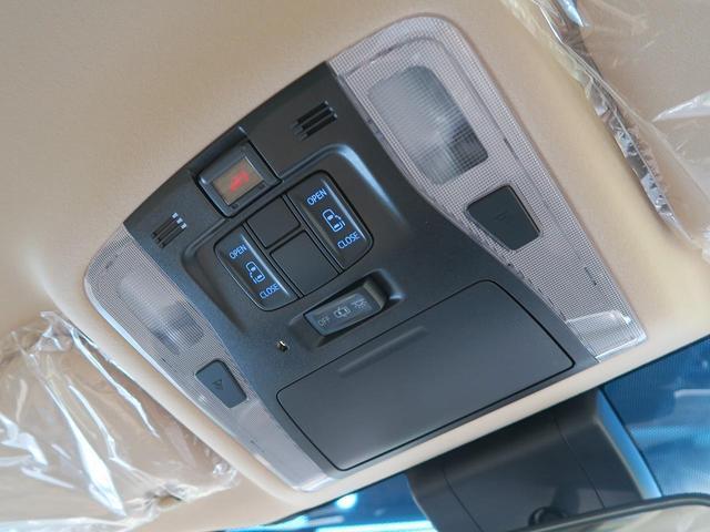 トヨタ アルファード 2.5X 新車未登録 セーフティーセンス LEDヘッドランプ