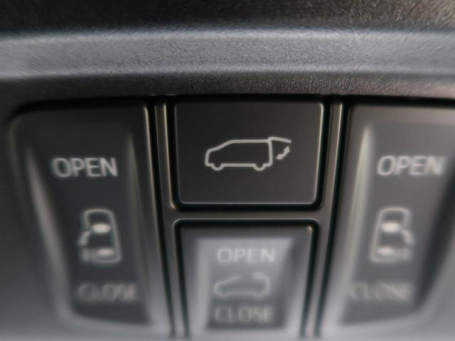【電動バックドア】リモコンキー/室内のスイッチを操作するだけでバックドアが自動で開閉。挟みこみ防止機構付きで安心です。