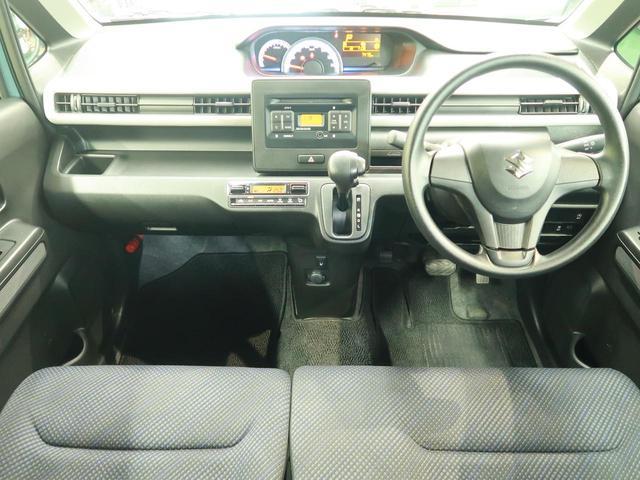 ハイブリッドFX 純正CDオーディオ シートヒーター オートエアコン アイドリングストップ 電動格納ミラー 横滑り防止装置 キーレスエントリー 盗難防止システム プライバシーガラス ドアバイザー(2枚目)