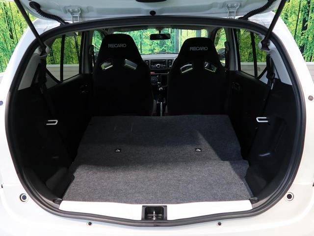 ベースグレード 5M/T レカロ製ファブリックシート WORKSエンブレム 純正15インチアルミホイール HIDヘッドライト オートライト オートエアコン スマートキー(26枚目)