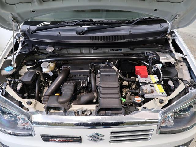 ベースグレード 5M/T レカロ製ファブリックシート WORKSエンブレム 純正15インチアルミホイール HIDヘッドライト オートライト オートエアコン スマートキー(44枚目)