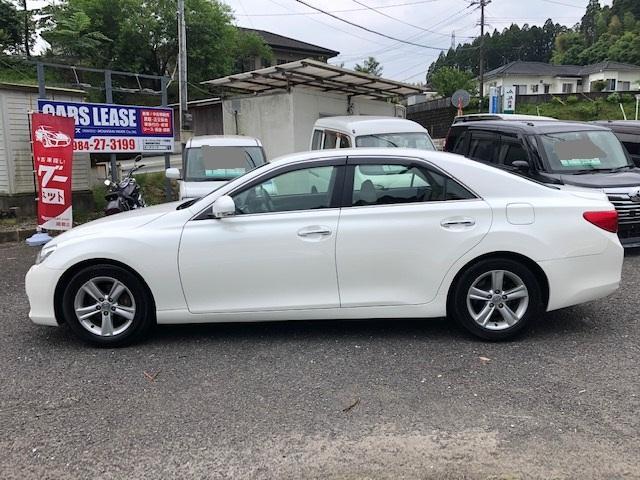 「トヨタ」「マークX」「セダン」「宮崎県」の中古車4